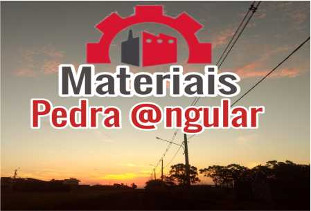 Pedra Angular Materiais de Construção