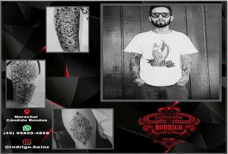 Rodrigo Art Tattoo