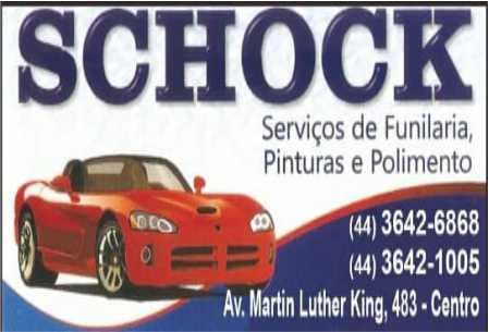 Schock Serviços de Funilaria Pintura e Polimentos