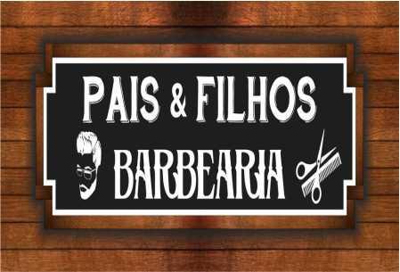 Barbearia Pais & Filhos