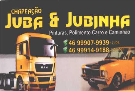 Chapeação Juba & Jubinha