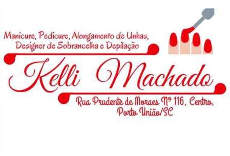 Kelli Machado Esmalteria