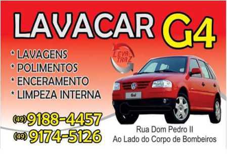 LAVA CAR G4