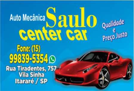 SAULO CENTER CAR AUTO MECÂNICA