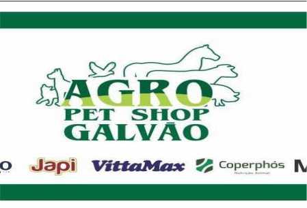AGRO PET SHOP GALVÃO