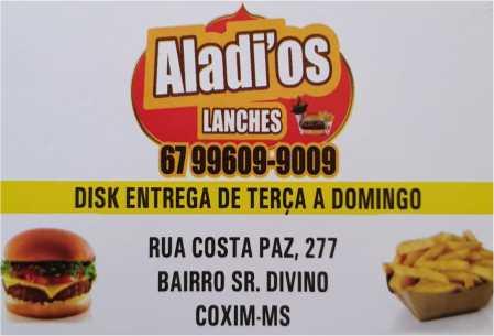 Aladi'os Lanches