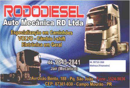 Auto Mecânica Rododiesel