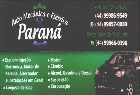 Auto Mecânica e Elétrica Paraná
