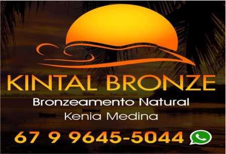 Kintal Bronze Bronzeamento Natural