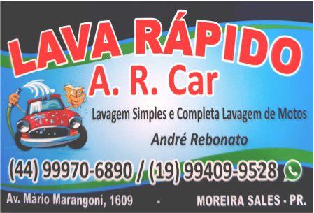Lava Rápido A.R. Car