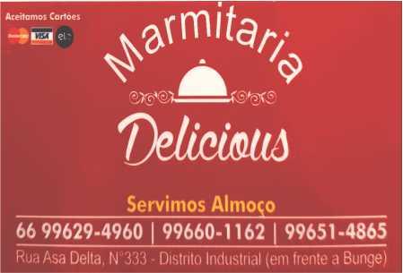 Marmitaria Delicious