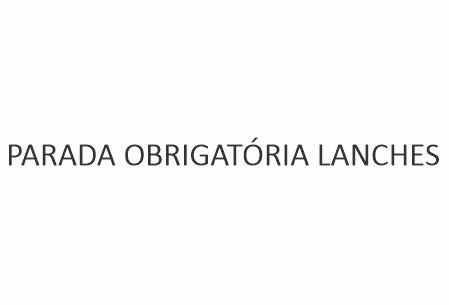 PARADA OBRIGATÓRIA LANCHES