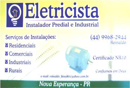 Reinaldo Eletricista