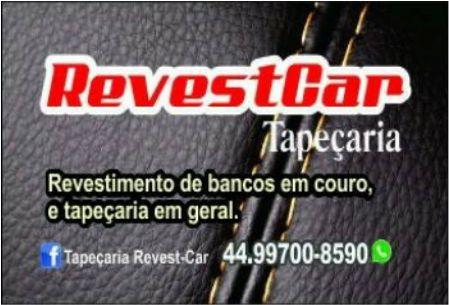 Revest Car Tapeçaria