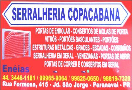 Serralheria Copacabana