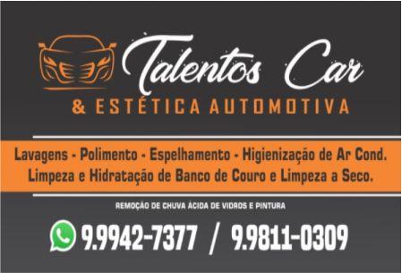 Talentos Car & Estética Automotiva