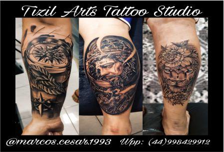 Tizil Arts Tattoo Studio