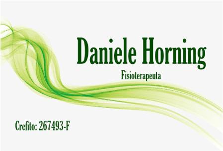 Daniele Horning Fisioterapia e Pilates