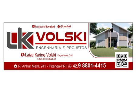 L.K Volski Engenharia e Projetos