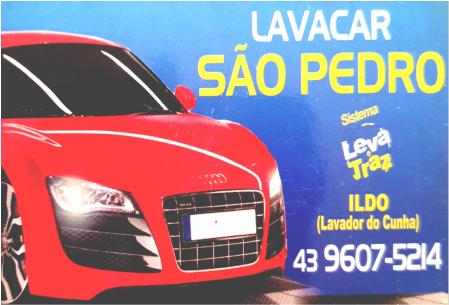LAVA RÁPIDO SÃO PEDRO