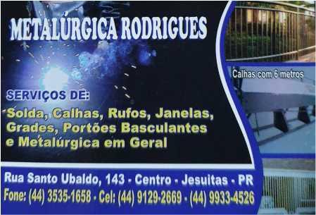 Metalúrgica Rodrigues