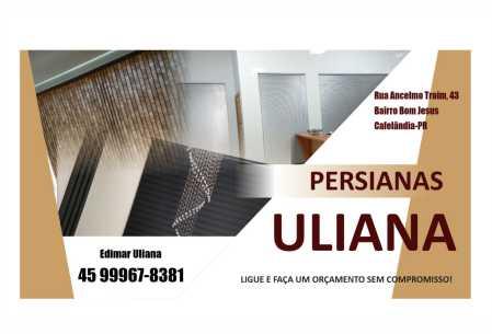 Persianas Uliana
