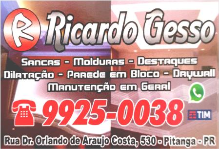 RICARDO GESSO