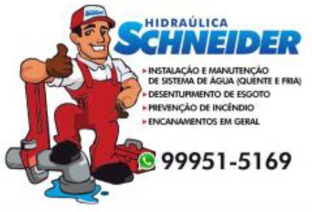 HIDRÁULICA SCHNEIDER ENCANADOR