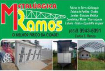 METALÚRGICA RAMOS