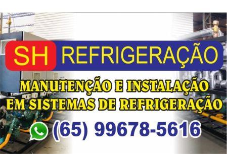 SH REFRIGERAÇÃO