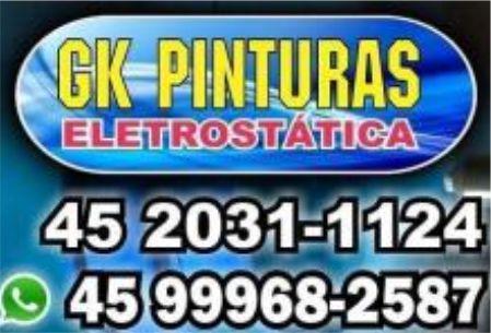 GK PINTURAS ELETROSTÁTICAS