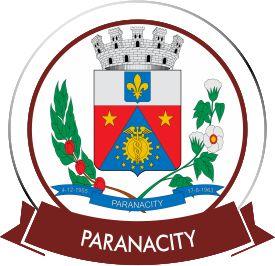 Parana city bandeira