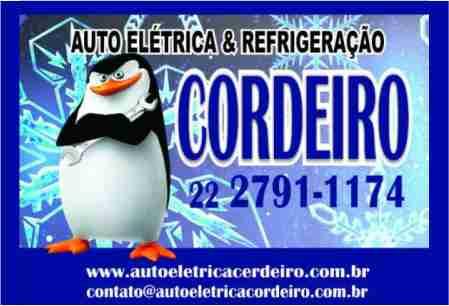 AUTO ELÉTRICA E REFRIGERAÇÃO CORDEIRO