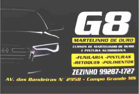 G8 FUNILARIA E PINTURA