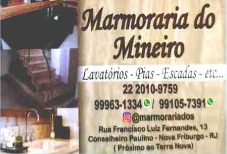 MARMORARIA DO MINEIRO