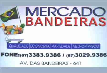 MERCADO BANDEIRAS