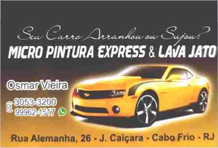 MICRO PINTURA EXPRESS