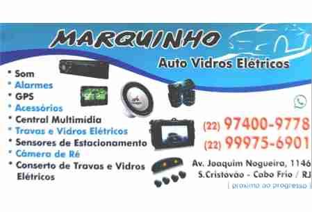 Marquinhos Auto Vidros Eletricos