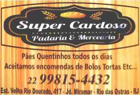 Super Cardoso Paradaria e Mercearia