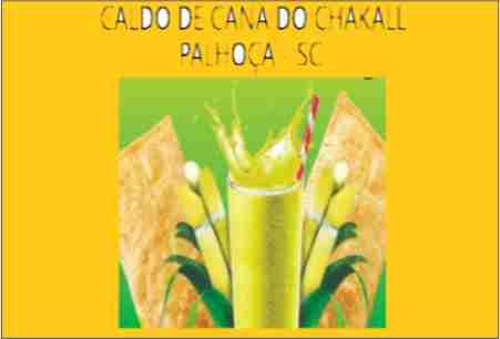 CALDO DE CANA DO CHAKALL
