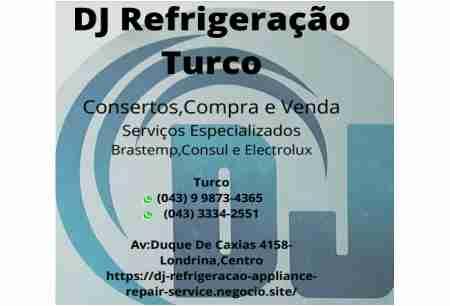DJ REFRIGERAÇÃO