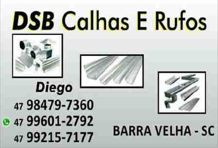 DSB CALHAS E RUFOS