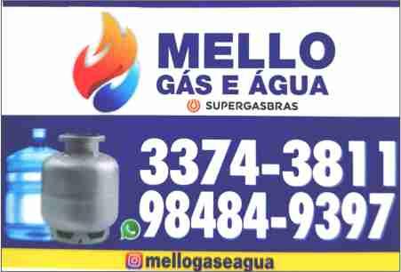 MELLO GÁS E ÁGUA