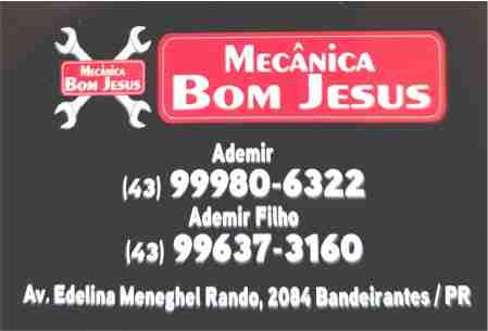 Mecânica Bom Jesus